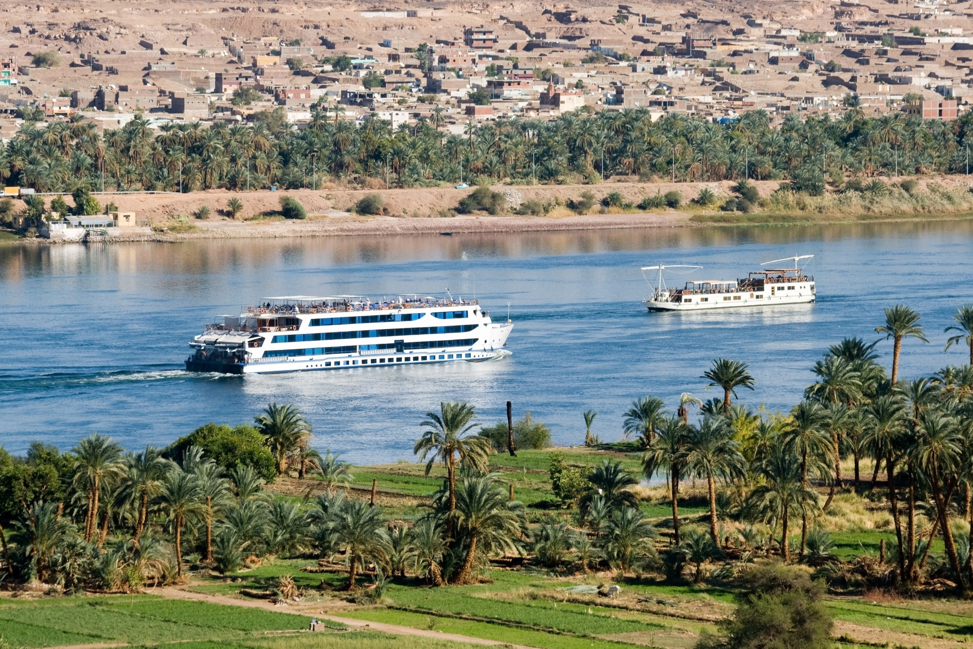 Nile Cruise Luxur Aswan